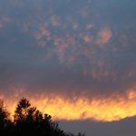 Wolkenschauspiel 1