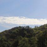 ziehende Wolken