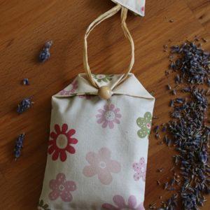 Lavendelsäckchen Bio Blumen