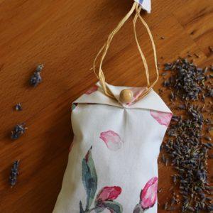Lavendelsäckchen Bio Rose